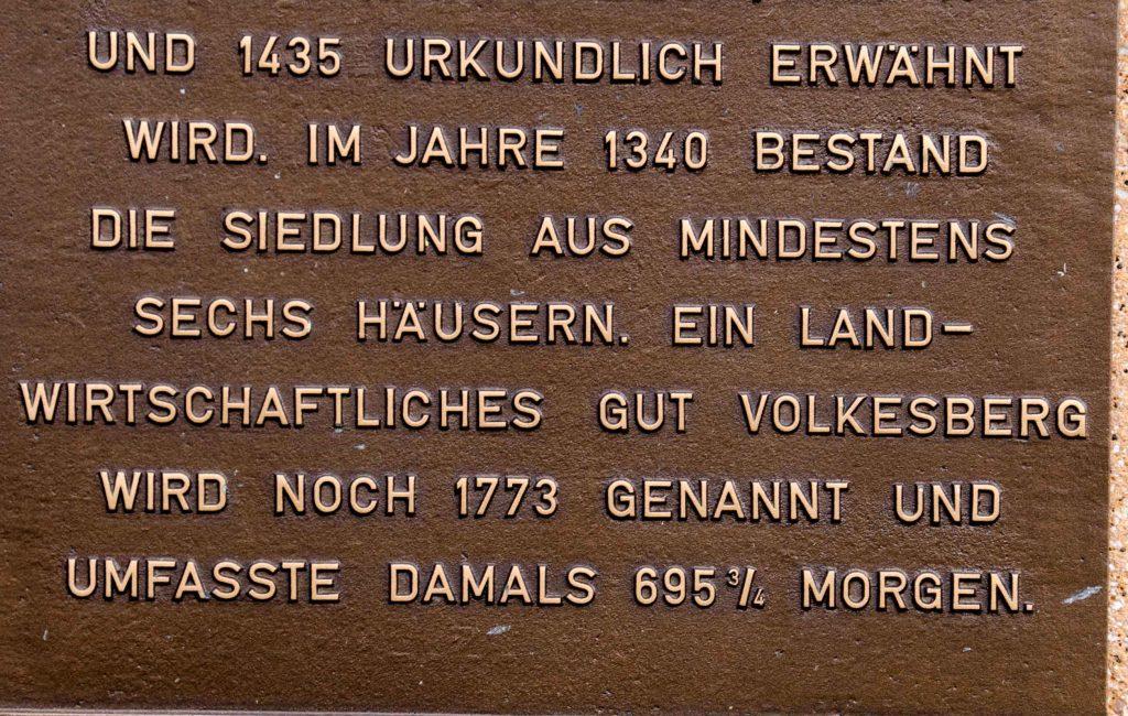 Volkesberg